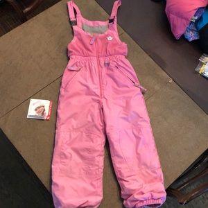 Kids Ski bib. Size 6x